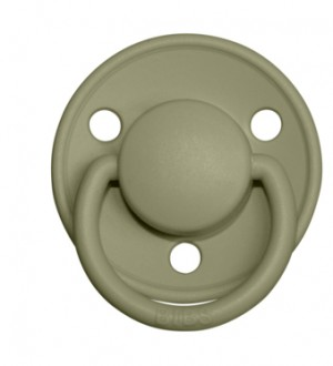BIBS Delux Silicone Olive